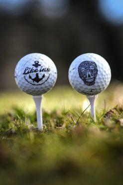 Märk dina golfbollar med gnuggisar! - Like ink